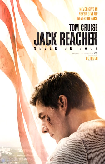 Never Go Back Poster
