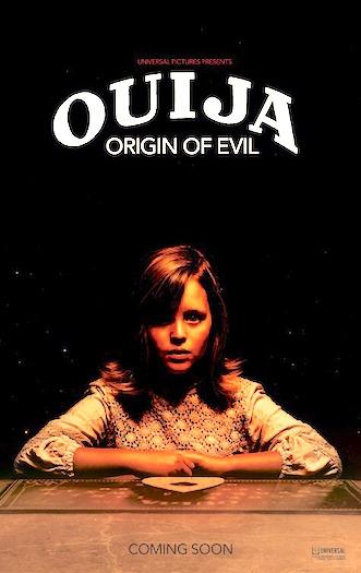 Origin of Evil Poster
