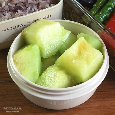 夏野菜のチキンキーマカレー弁当03