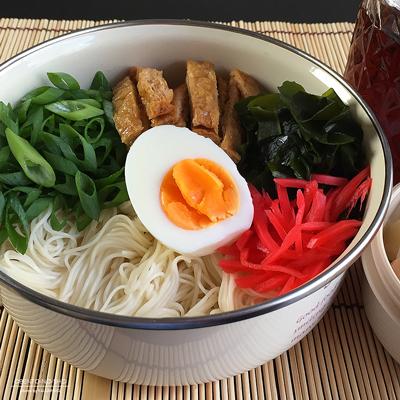冷やしきつね素麺弁当02
