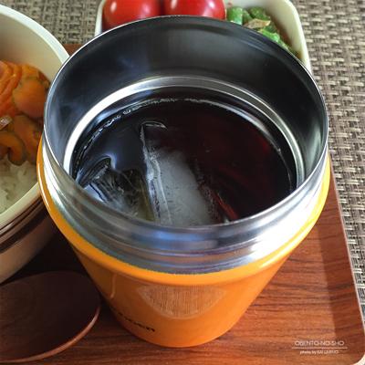 水出し焙じ茶の冷やし鮭茶漬け弁当03