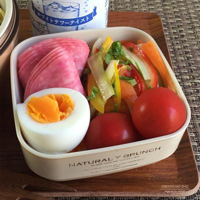 秋刀魚塩焼き缶パスタ弁当03