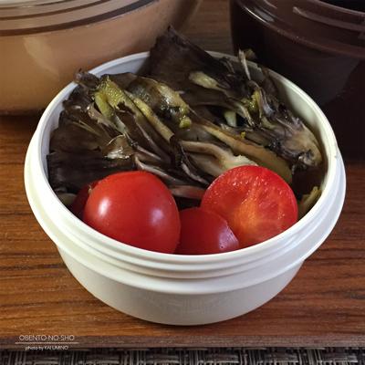 豆苗とツナの炒飯弁当03