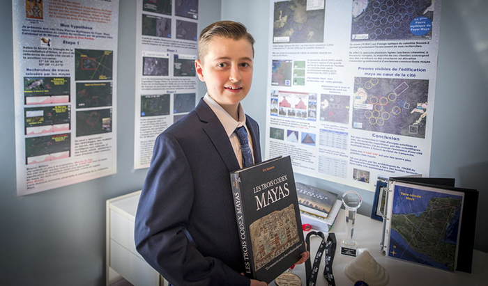【歴史】カナダ人の少年、星座の並びをヒントに古代マヤ文明の都市を発見!!