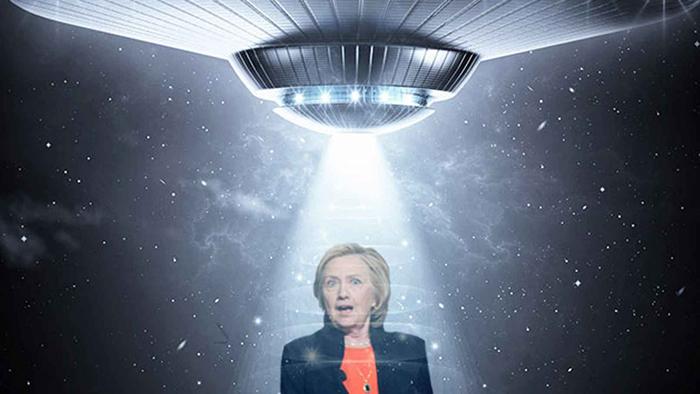 UFO極秘資料開示待ったなし?ヒラリー・クリントンがUFO関連の情報を公開しようとする理由