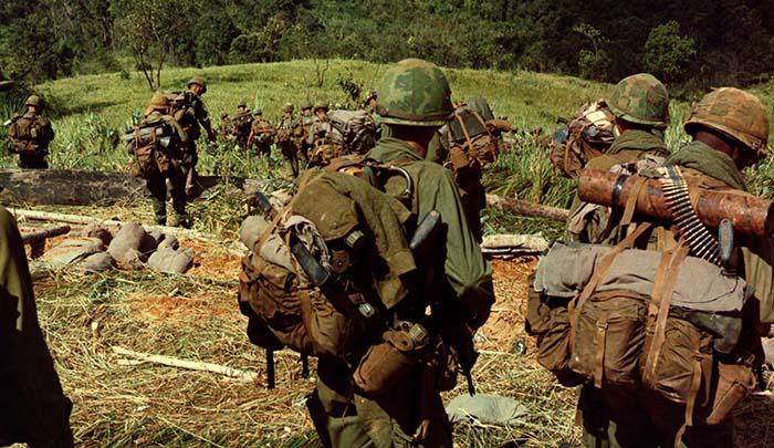 ベトナム戦争の魅力を語っていけ