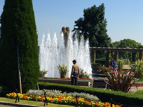 山下公園噴水