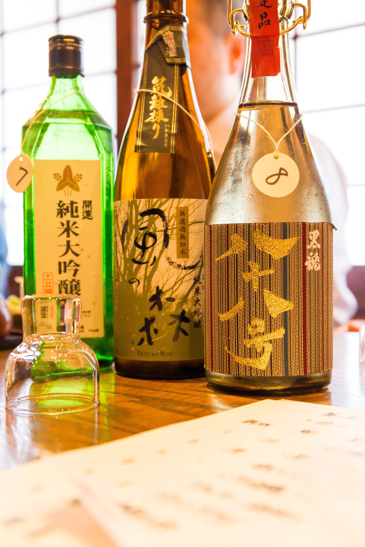 美酒を味わう会(1)