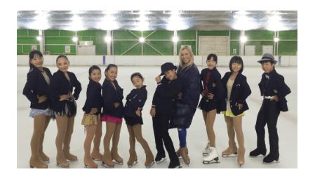 奇跡のレッスン「フィギュアスケート編」 - 岡崎剣友会ブログ
