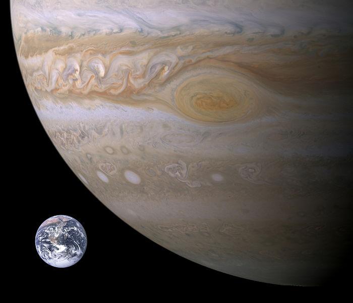 木星の「雲の下」にあるものとは?木星の「電波地図」を作成…大気の様子を観測
