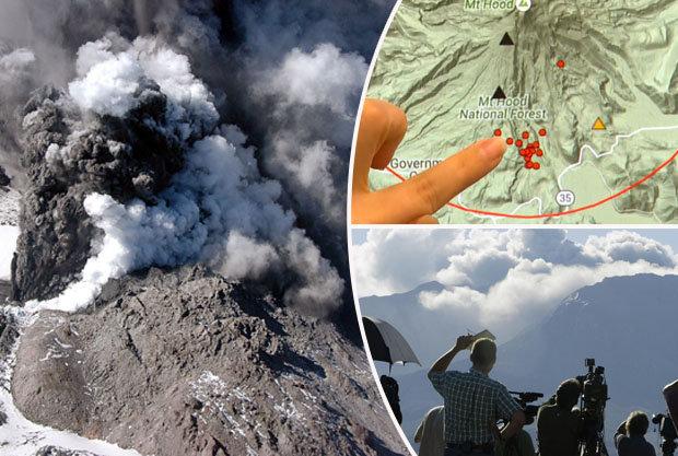 【人類滅亡】アメリカ・イエローストーン周辺で火山性地震が急増…過去24時間でM2.0以上が約40回近くも発生