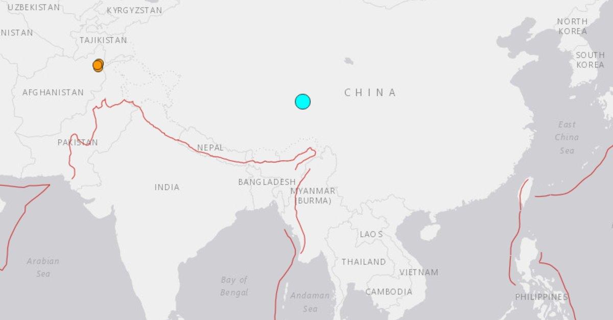 中国北西部・青海省で「M6.4」の地震が発生…震源地は人口少なく被害の可能性は低い