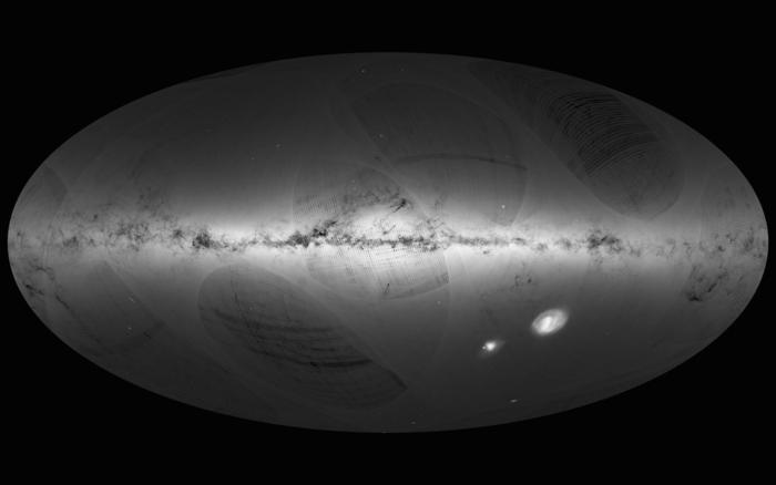 世界中の天文学者が待っていた最大規模の史上最も詳細な「銀河系宇宙マップ」が公開される