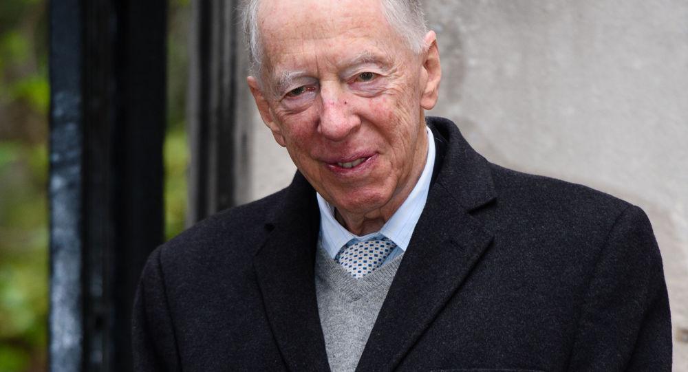 第4代当主男爵ジェイコブ・ロスチャイルド「ここ数年間、人類はグローバルな金融実験の下で暮らしている」