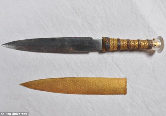 【古代】ツタンカーメンの短剣は「地球外の物質」で作られた物だった…地球に飛来した隕石だと自覚して、使っていた可能性