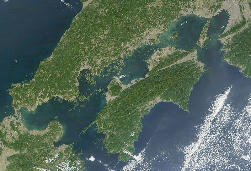 【中央構造線】 地震専門家「次は四国北部が危ない!」と警告…北部にはエネルギーが蓄積されている