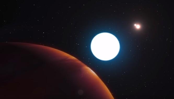 「太陽が3つ」ある惑星を発見…140年間ずっと昼が続く、