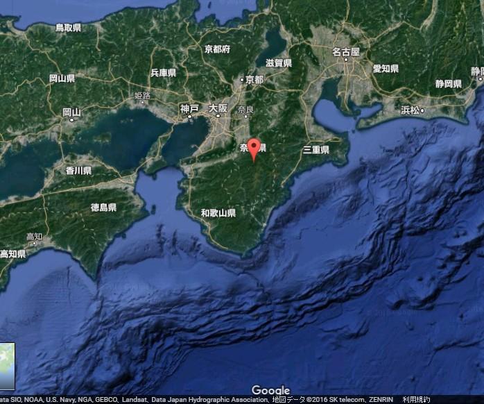 【政府】南海トラフ巨大地震に備えるため「紀伊半島沖」の観測強化へ