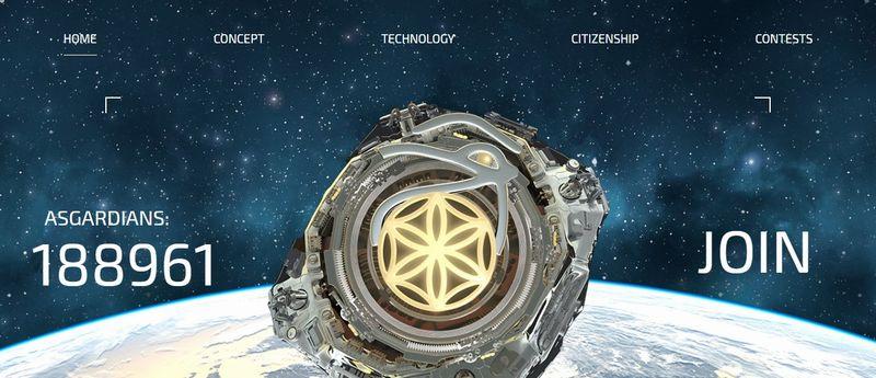 宇宙独立国家「アスガルディア」が領土として、人工衛星Asgardia-1を打ち上げ…新宇宙時代の幕開け