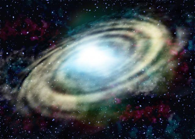 【創造神】もしこの宇宙を管理してる奴がいるとしたら、こんな小さい星で文明築いてるなんて思いもしないだろうな