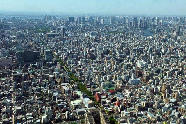 【東京】「首都直下型地震」が起きたら、危険でヤバイ場所を公開…江東区、江戸川区、墨田区、葛飾区は海抜「0メートル」