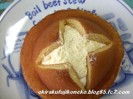 ファミマパンケーキ2