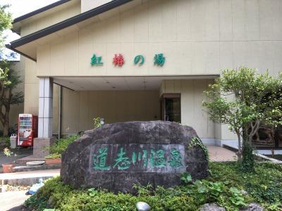 道志川温泉・紅椿の湯
