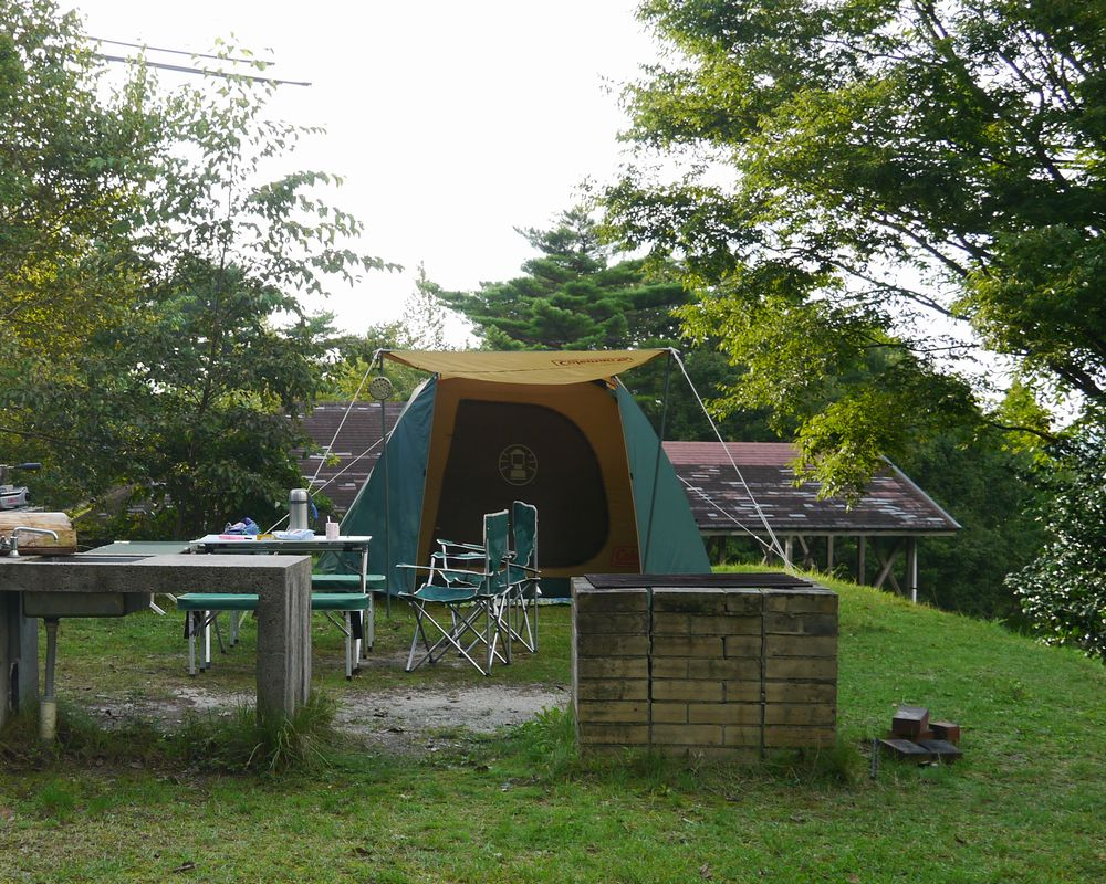 キャンプ A2