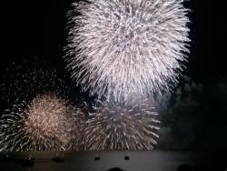 水郷祭・花火