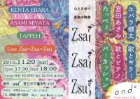 20161120 Zsa-Zsa-Zsu1
