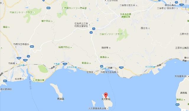 大久野島43