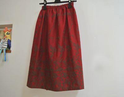 赤いスカート-2