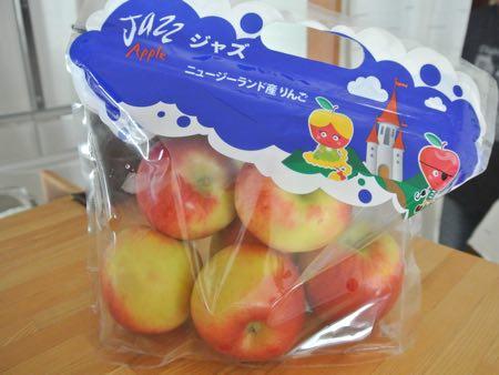 ジャズりんご