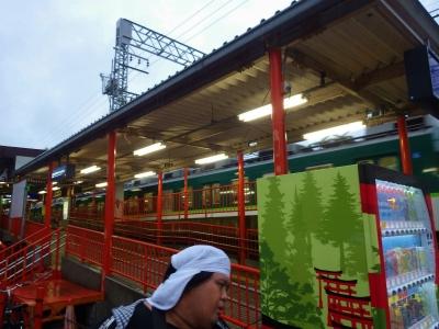 それは京都のお稲荷さんだ!! (3)