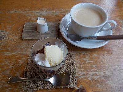デザート&coffee