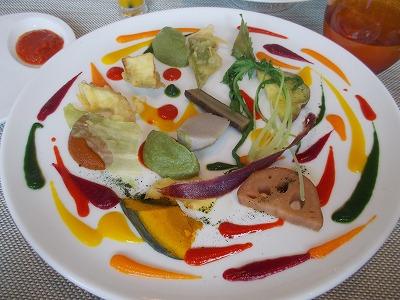 お野菜の前菜