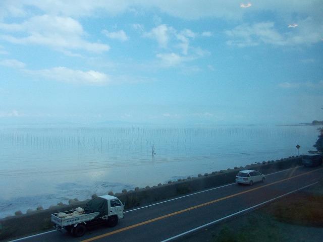美しい有明海