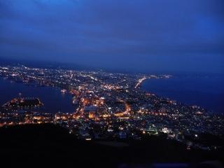 函館 夜景3