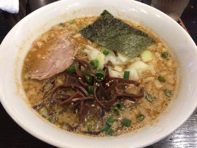 魚介豚骨味噌・華