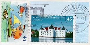 切手27  ドイツ