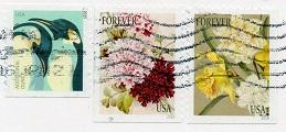 切手16  アメリカ
