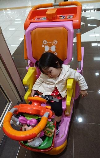 ディズニー ショッピングカート ミニー4
