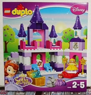 LEGO duplo ディズニー 小さなプリンセスソフィア