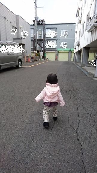 一人で歩く1