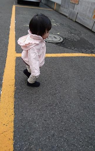 一人で歩く3