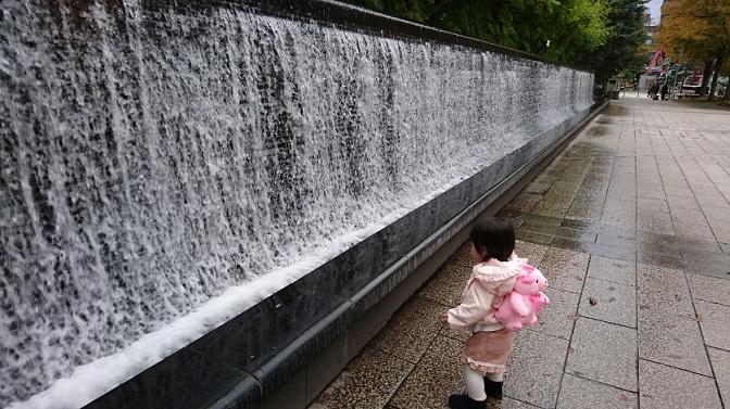 大通公園滝?