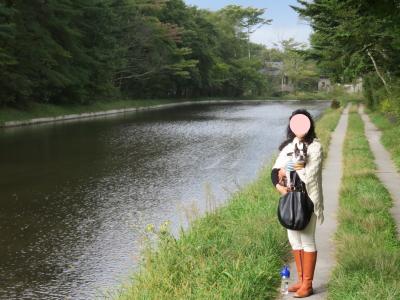 秋の軽井沢旅行 その1