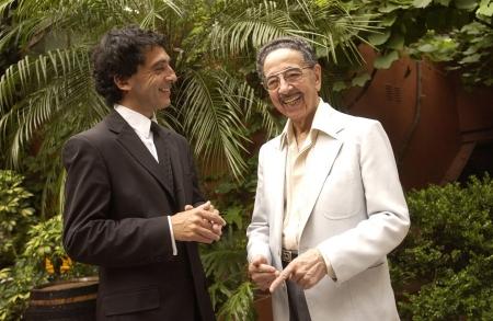 Cesar y Horacio Salgan