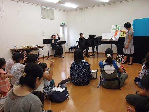 2016.09.14 ぱぴプミュージック都筑