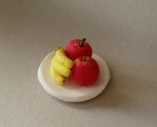りんごとバナナ2
